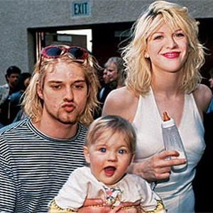 Kurt Cobain's Daughter Assumes Public Image Rights