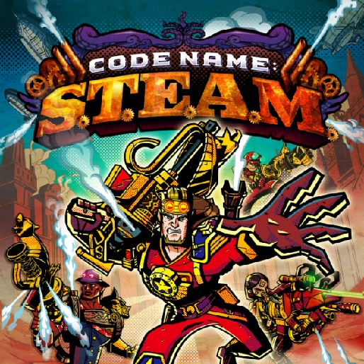 <em>Code Name: S.T.E.A.M.</em> Review: Jack Kirby's Adventure