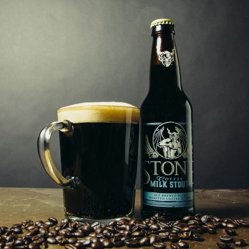 Stone Coffee Milk Stout Review