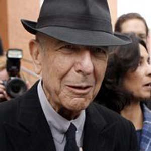"Hear a New Leonard Cohen Single, ""Darkness"""