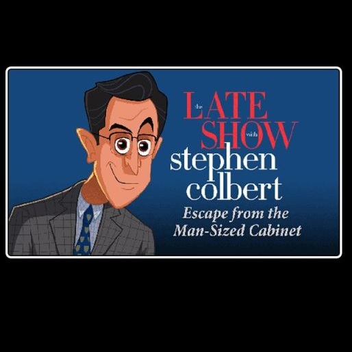 Stephen Colbert Just Released a Computer Game