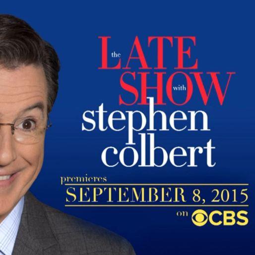 Watch Stephen Colbert Celebrate Gay Marriage