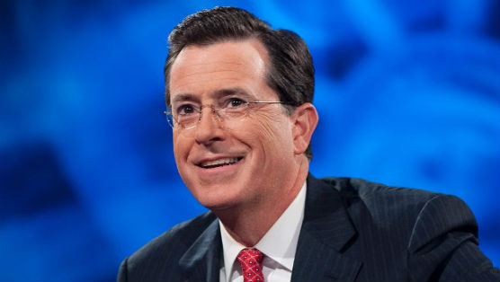 <i>Late Show with Stephen Colbert</i> Launches Website With New Video