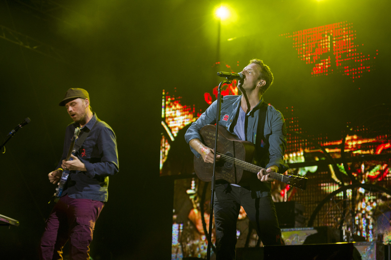 Hear Coldplay Collaborate With Rihanna