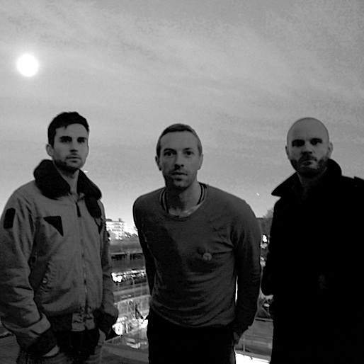 """Coldplay At Work On """"Final"""" Album, <i>A Head Full of Dreams</i>"""