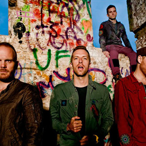 Coldplay Announces 2012 North American Tour