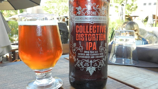 Stone Brewing Co. Collective Distortion Review