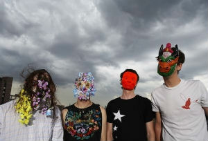 Listen to New Tracks Aired on Animal Collective Radio