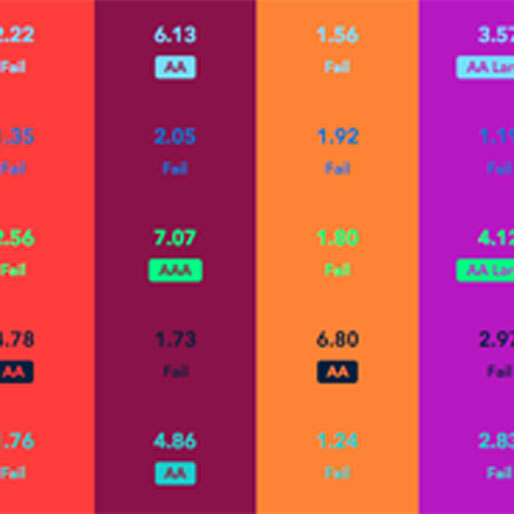 Meet Colorable, The Color Contrast Checker For Designers