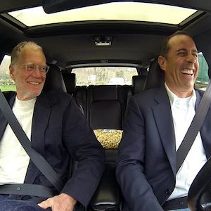 Jerry Seinfeld's <i>Comedians In Cars…</i> Renewed for Third Season