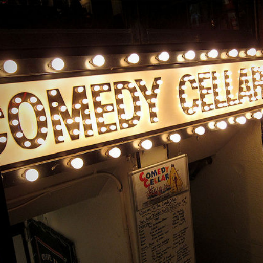 NY's Iconic Comedy Cellar
