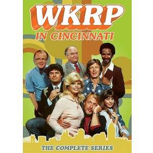 """""""<i>WKRP in Cincinnati</i>: The Complete Series"""" to Finally Restore Classic Show's Musical Heritage"""