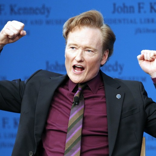 Conan O'Brien Plays Super Smash Bros. For Wii U