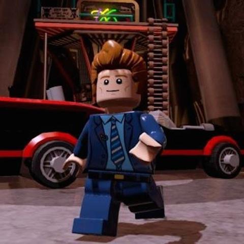 Conan O'Brian Goes to Gotham in New <i>Lego Batman 3</i> Trailer
