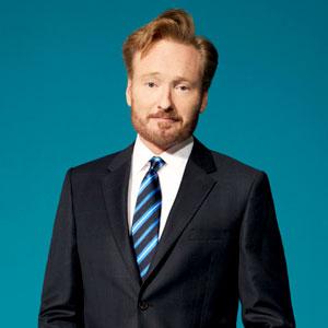 Conan O'Brien to Roast President at White House Correspondents Dinner