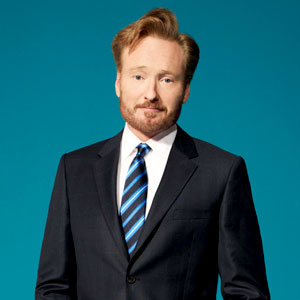 Watch Conan O'Brien Get Terrorized By Robert Durst Cut-Outs