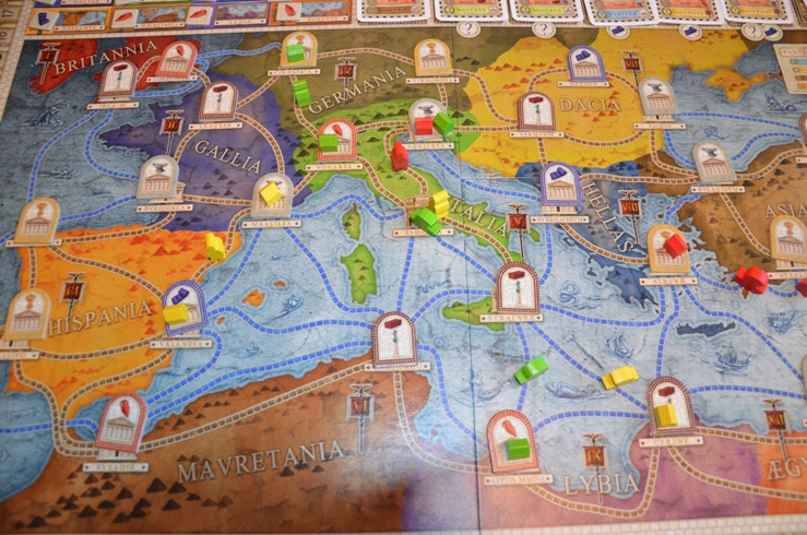 Concordia boardgame review a game as good as its map games concordia boardg gumiabroncs Images