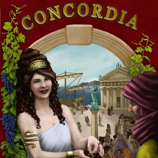 <em>Concordia</em> Boardgame Review: A Game As Good As Its Map