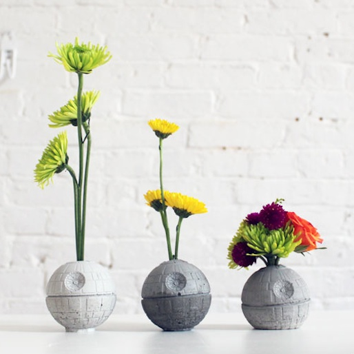 Concrete Accessories to Warm up Your Home
