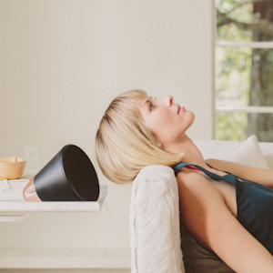 Aether's Cone Speaker Now Supports Free Rdio Streaming