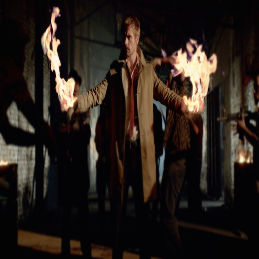 Watch the Trailer for NBC's <i>Constantine</i>