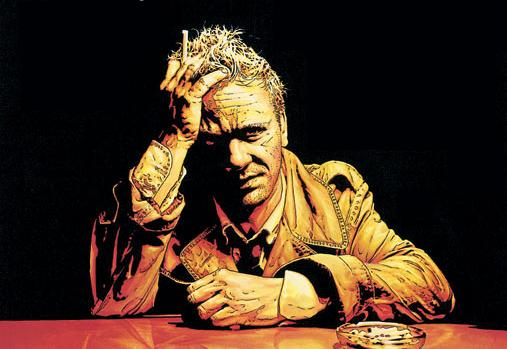 NBC Developing Series Based on DC's John Constantine