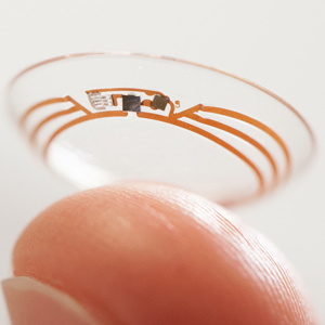 Are You Ready For The Google Contact Lens?
