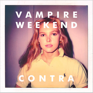 Vampire Weekend Getting Sued by <em>Contra</em> Cover Woman