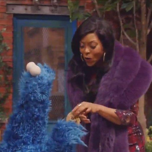 Watch Cookie From <em>Empire</em> Crash <em>Sesame Street</em> on <em>SNL</em>