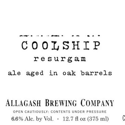 Allagash Coolship Resurgam Review