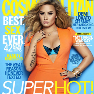 """SEXY CENSORSHIP: """"50 Hot Ways Cosmo Mag is Getting Censored at the Grocery Store!"""""""