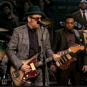 Watch Elvis Costello and The Roots Cover Springsteen on <i>Fallon</i>
