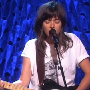 "Watch Courtney Barnett Perform ""Depreston"" on <i>The Ellen DeGeneres Show</i>"