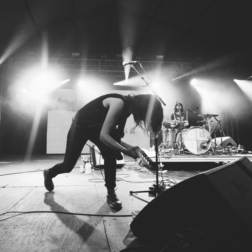 Bonnaroo 2015: Thursday - Courtney Barnett, Temples, The Growlers