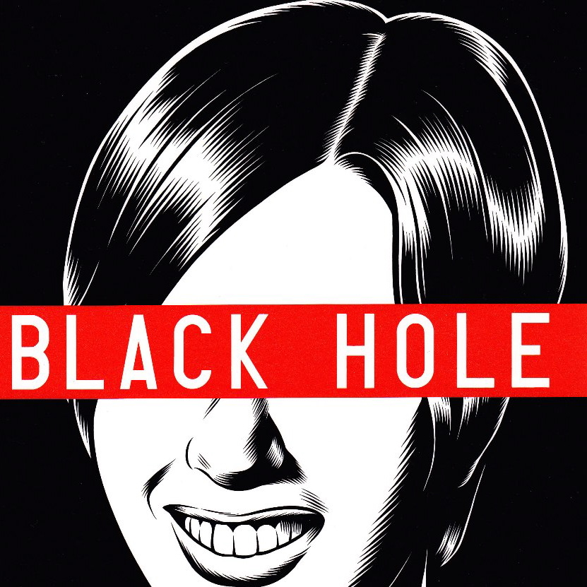 David Fincher, Brad Pitt Adapting Charles Burns' <i>Black Hole</i>