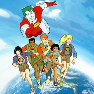 <i>Captain Planet and the Planeteers</i> Movie in the Works
