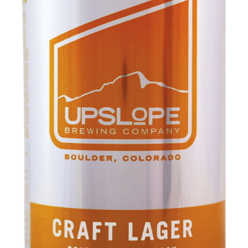 Upslope Brewing's Craft Lager Review