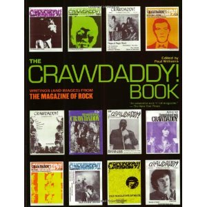 R.I.P. Crawdaddy! Founder Paul Williams