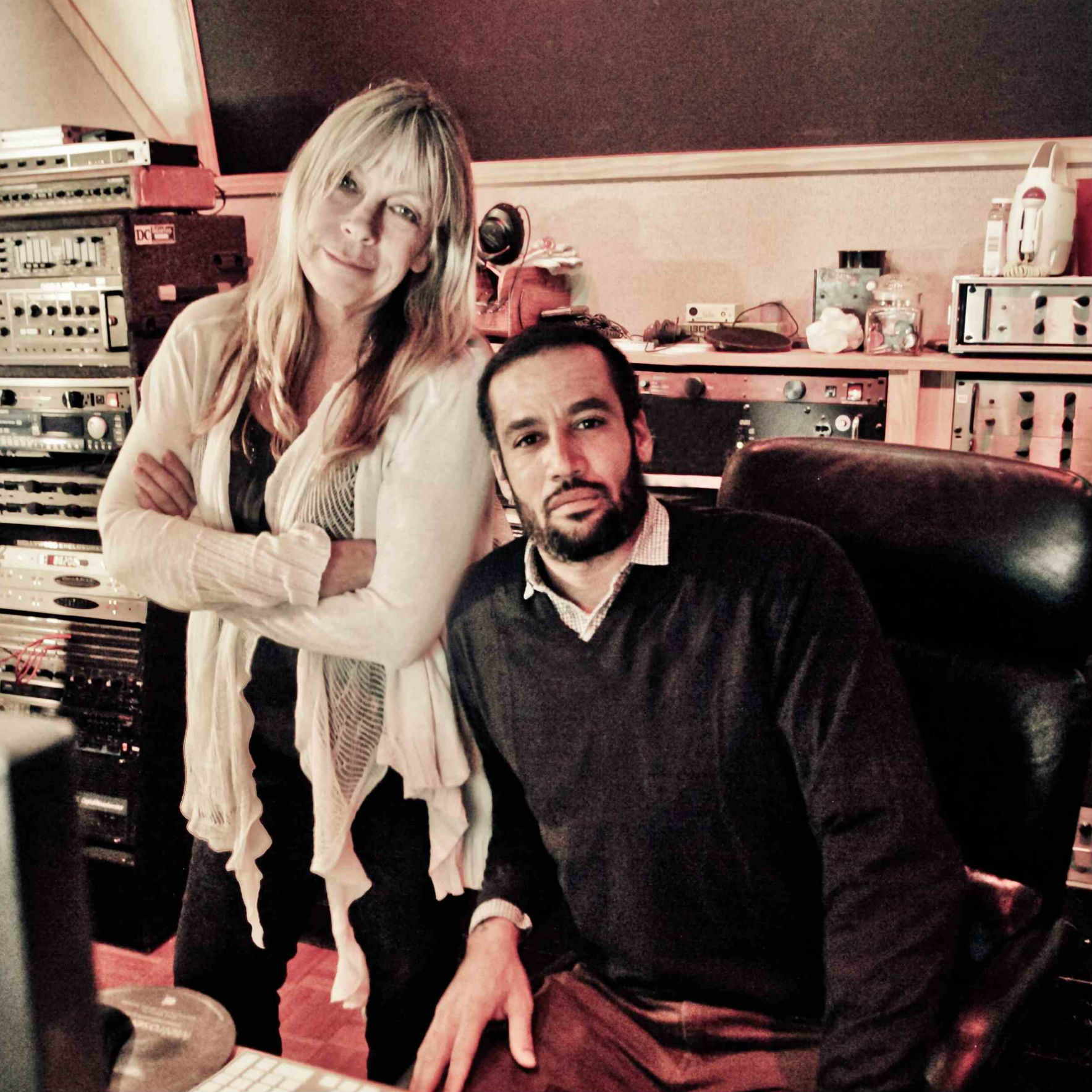 Ben Harper Teams Up With Rickie Lee Jones for New Cover Album
