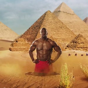 Watch Terry Crews Take on Earth Itself in a Bonkers New Old Spice Commercial