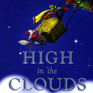 Paul McCartney's Book <i>High in the Clouds</i> to be Adapted as 3D Animated Film
