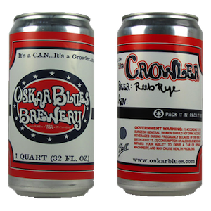 Oskar Blues Develops Big Freakin' Can