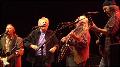 Graham Nash Hints at the Possibility of a CSNY Reunion Tour