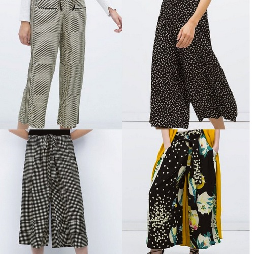 16 Cool Culottes to Elevate Your Summer Style