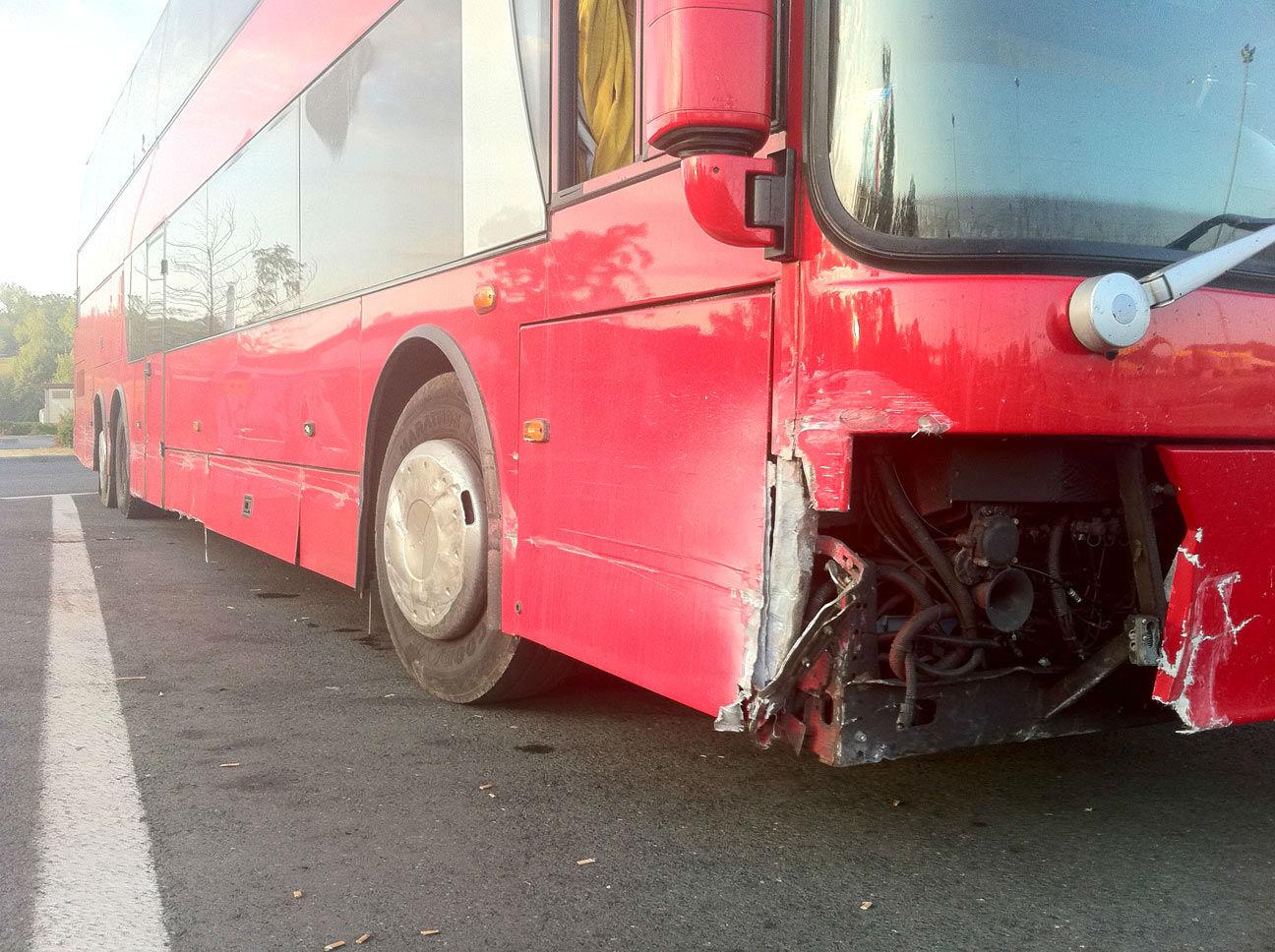 The Cult Continues Tour After Bus Crash