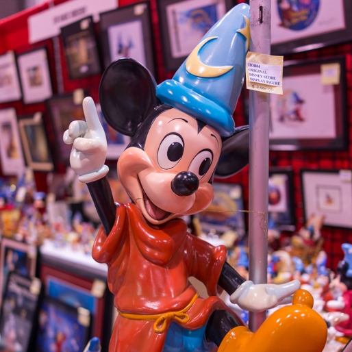 Disney D23 Expo Photo Gallery
