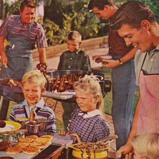 Dads in Cookbooks
