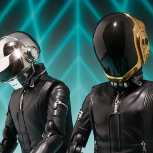 Buy Your Own Set of Daft Punk Action Figures