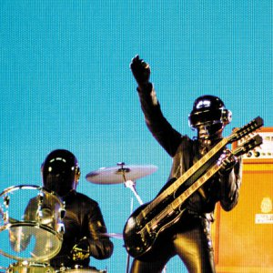 """Stream Daft Punk's """"Get Lucky"""""""