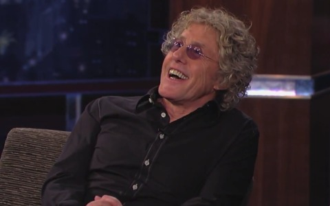 Watch Roger Daltrey on <i>Jimmy Kimmel Live!</i>